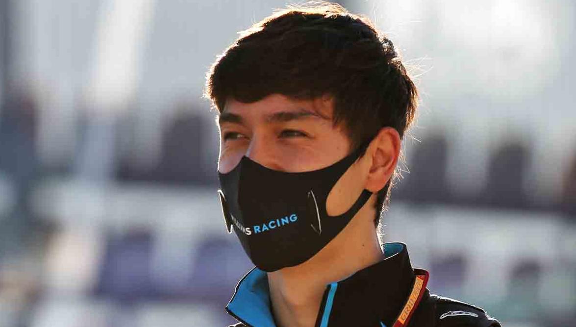 Premier GP pour le jeune pilote – © Williams F1