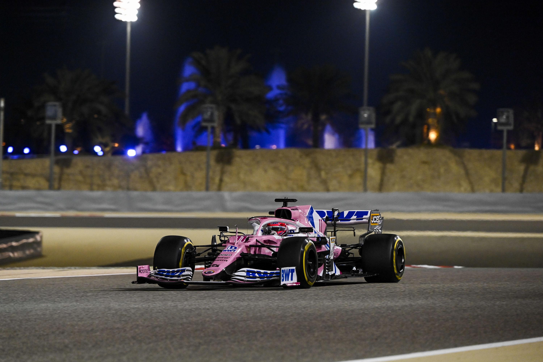 Perez vainqueur d'une course à rebondissements – © Racing Point