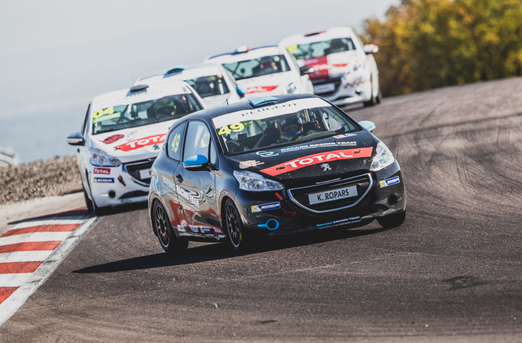 Photo Peugeot Sport