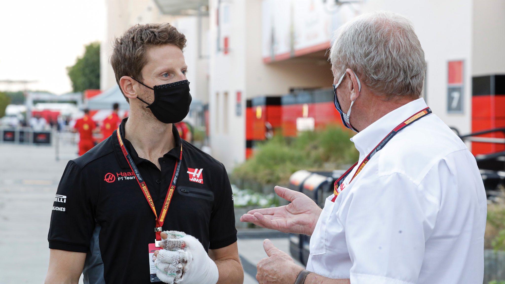 La carrière de Grosjean rebondit en Indycar – © Haas F1 Team