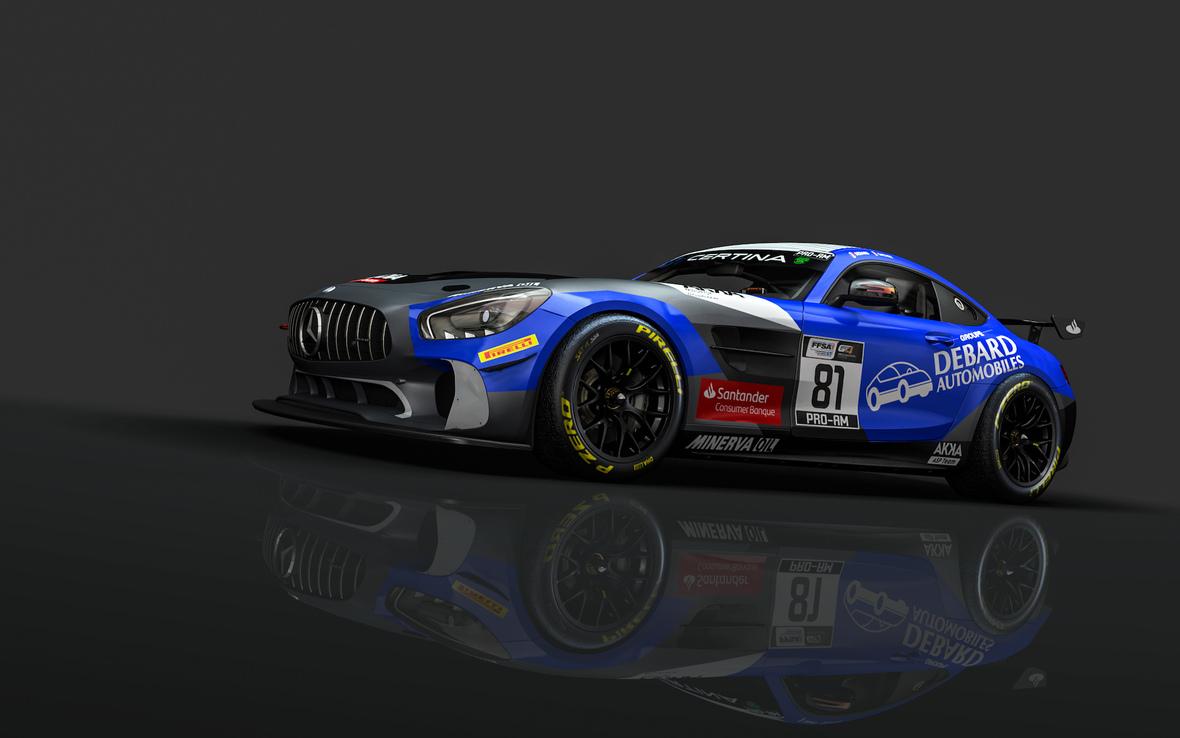 FFSA GT : Akka Asp en ordre de bataille pour 2021
