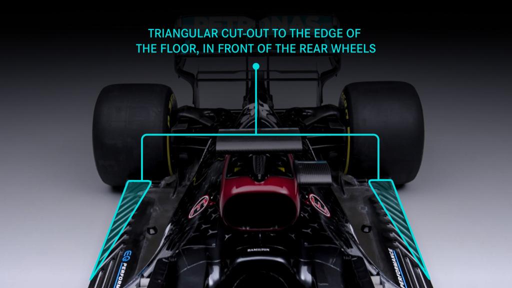 F1 : Mercedes dévoile sa W12