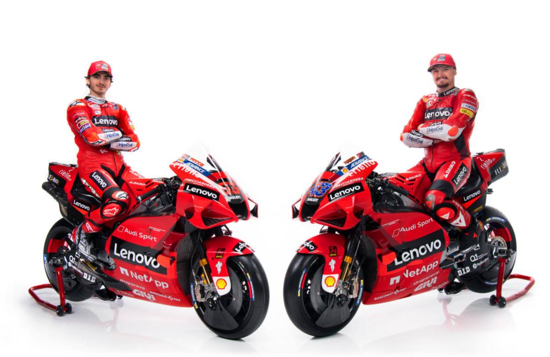 Une nouvelle page à écrire chez Ducati