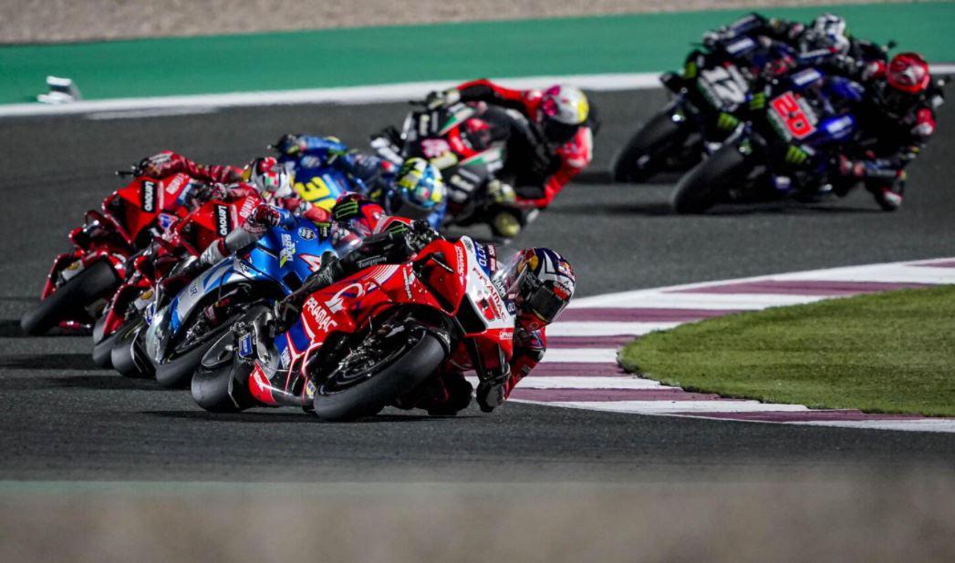 Johann Zarco est en tête de la catégorie MotoGp
