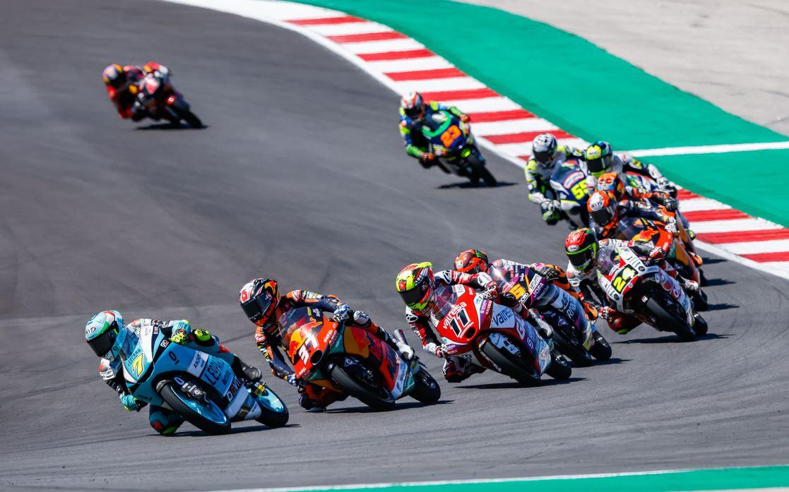 Encore une course disputée en Moto3 (Rob Gray Polarity Photo)