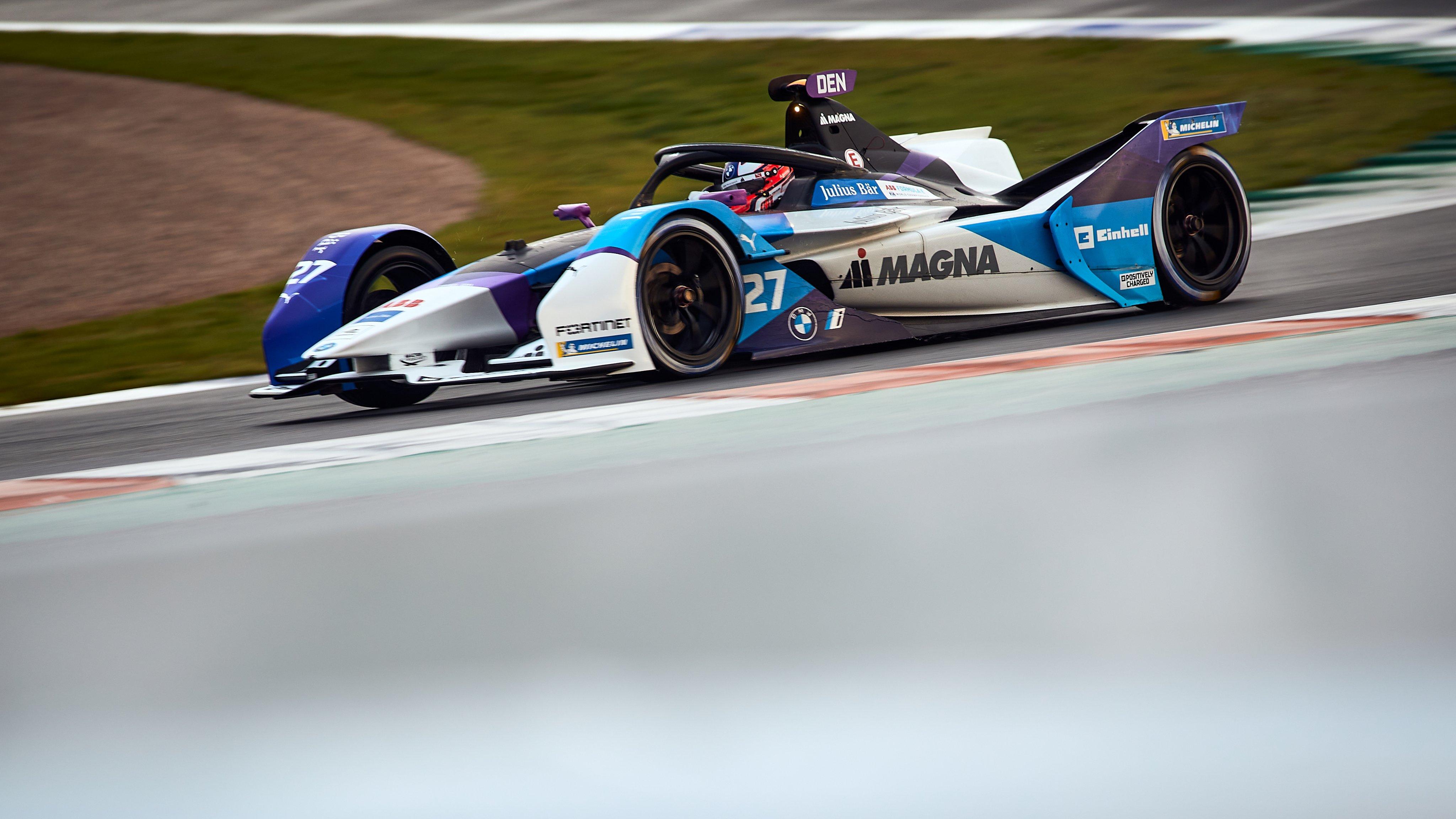 Dennis remporte sa première victoire en Formule E – © BMW Andretti