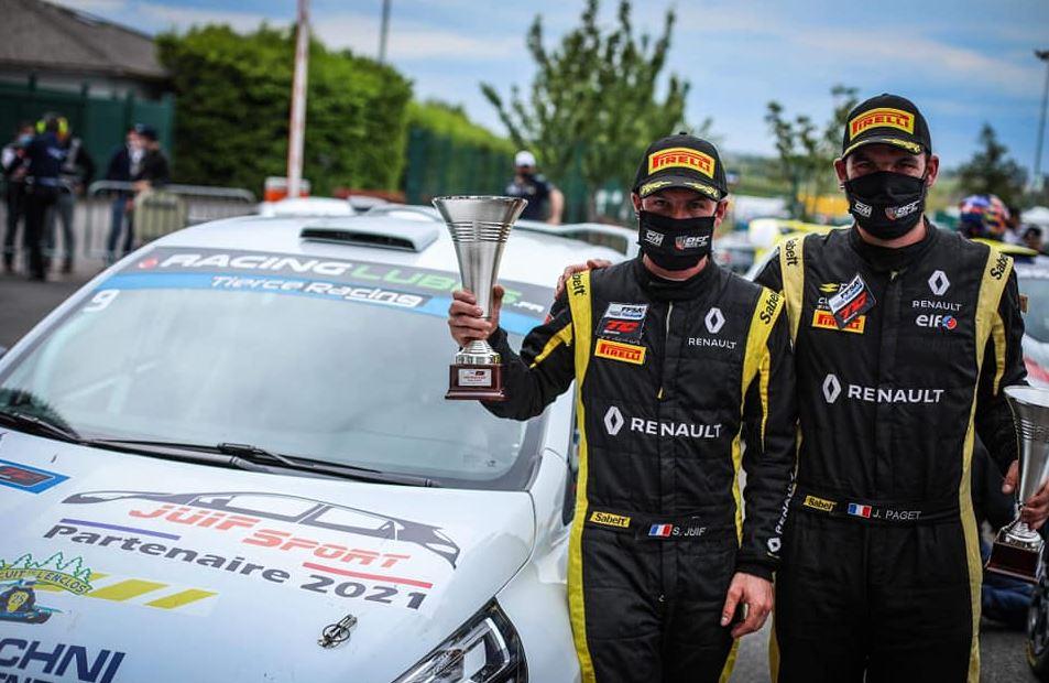 Styve Juif (#9 GM Sport) et Julien Paget s'illustrent en TCA-2