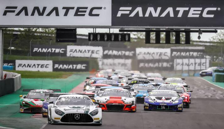 Le sprint reprend en GT World Challenge Europe (Photo Sro)