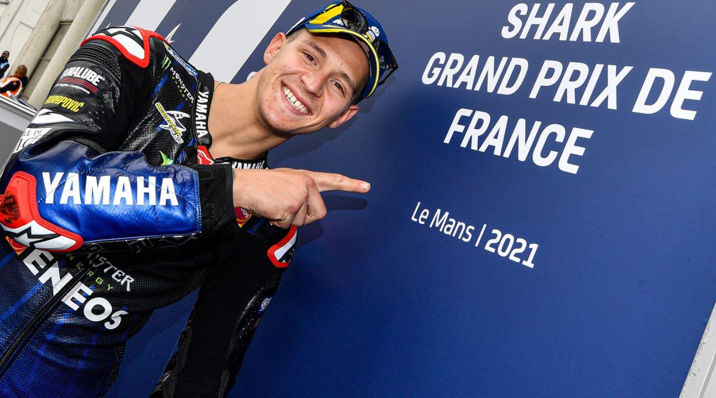 Les français ont brillé au Grand Prix de France (Photo Yamaha)