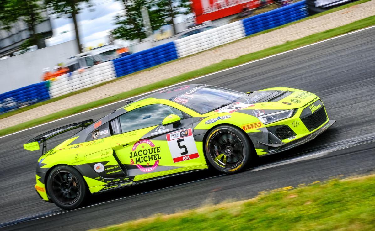 FFSA GT : Albi relance le championnat