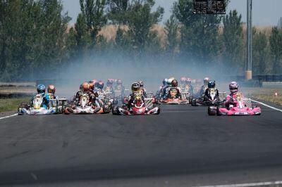 Karting Iame France : Ouverture de la saison à Muret