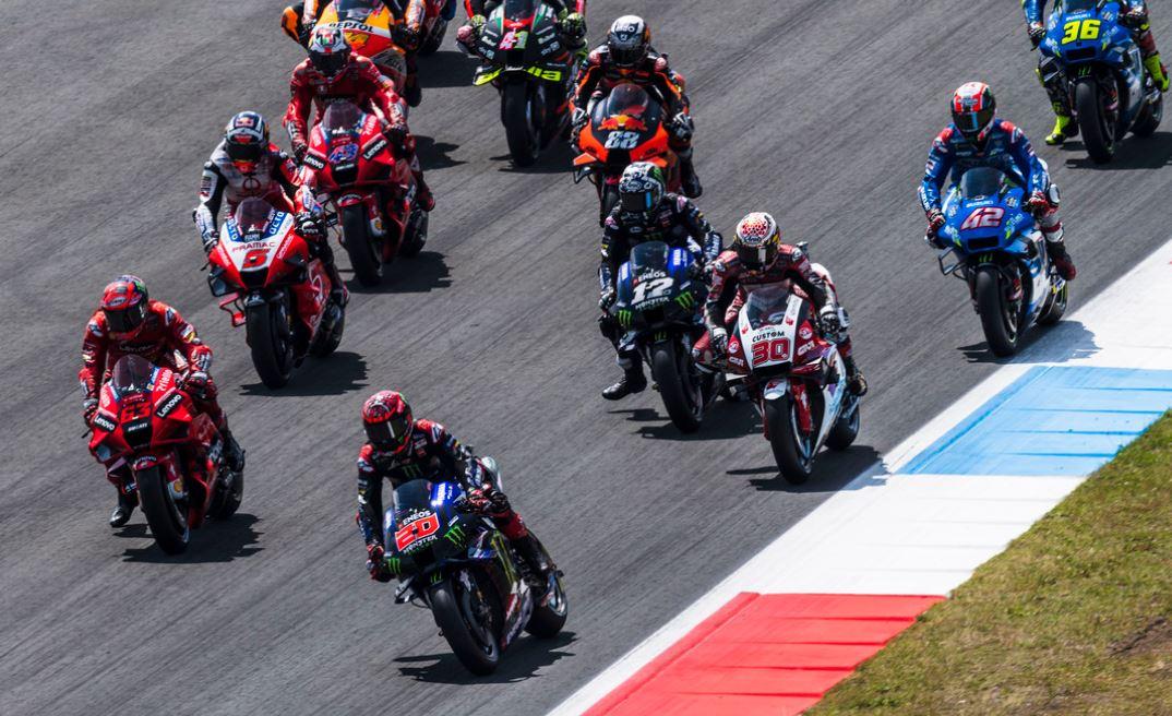 4e victoire pour Fabio Quartararo (Photo Yamaha)