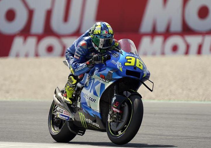 Joan Mir (Photo www.suzuki-racing.com)