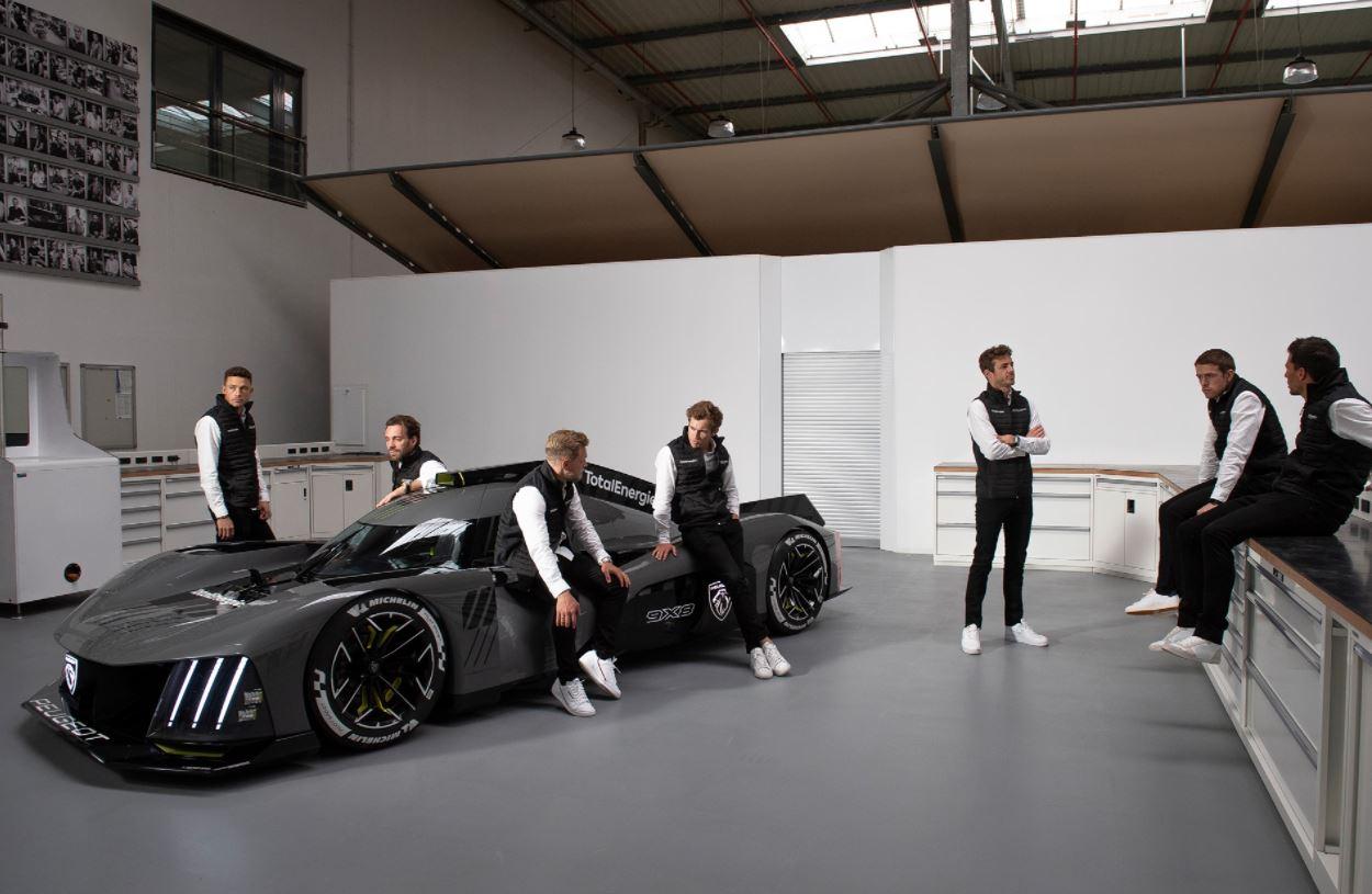 Peugeot 9X8 : les réactions des pilotes