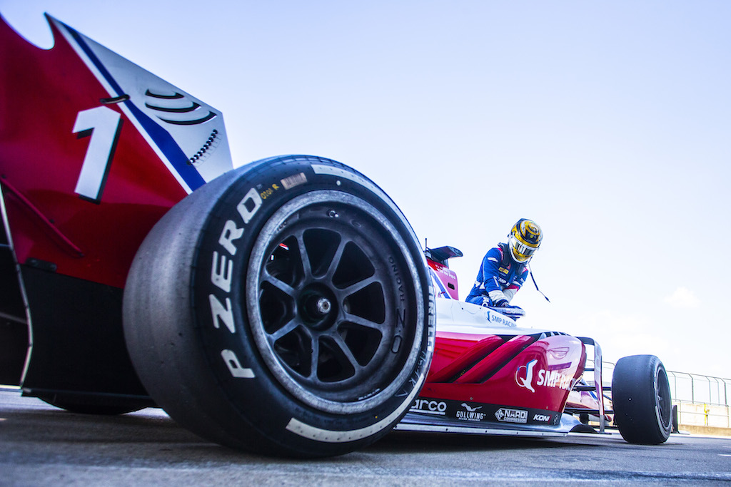 Victoire Prema à Silverstone © Prema