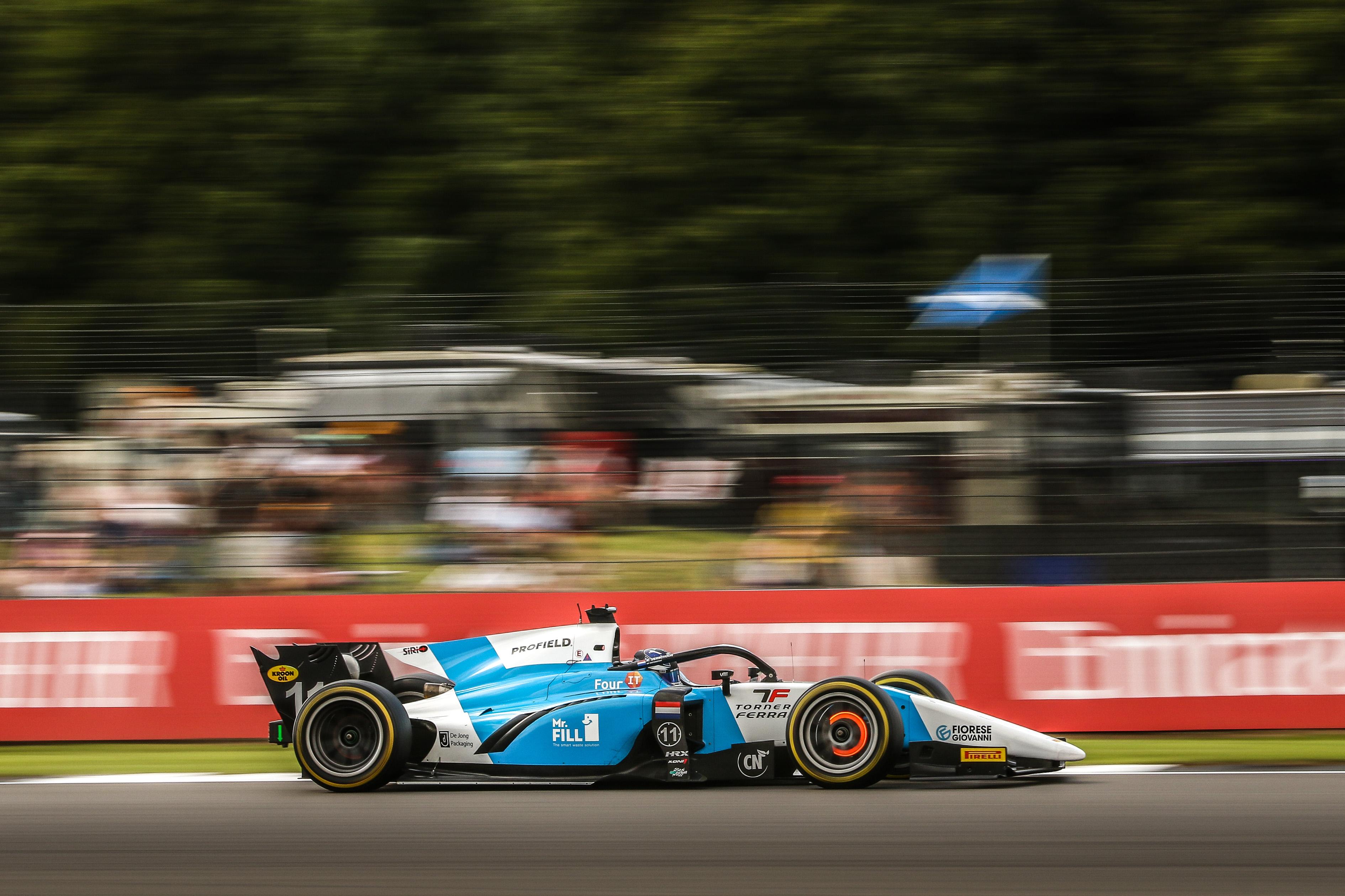Victoire de Verschoor © MP Motorsport