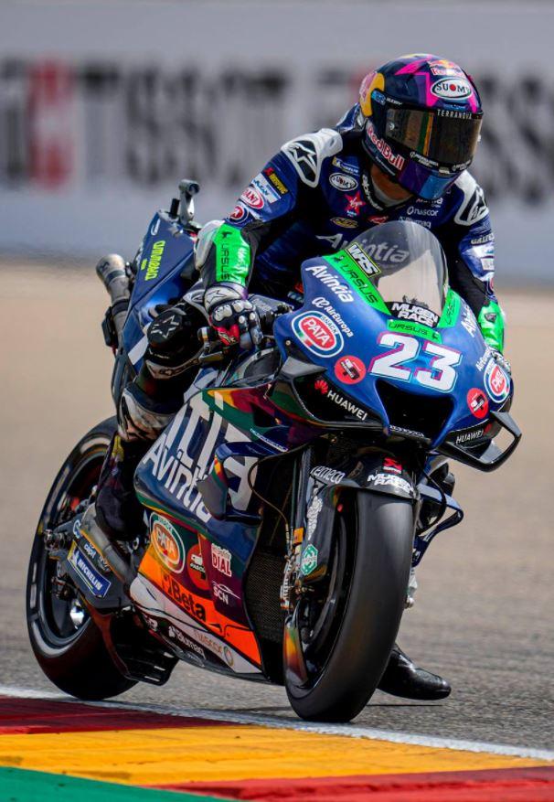 MotoGp : Bagnaia gagne pour la première fois à Aragon