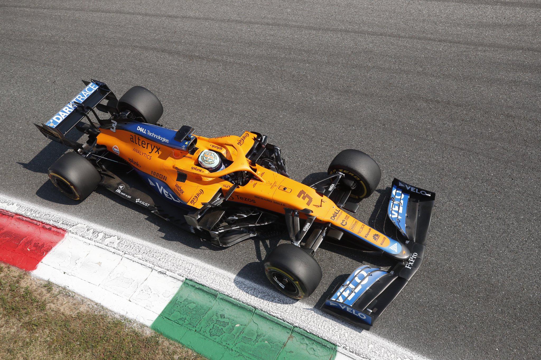Ricciardo retrouve la victoire © McLaren