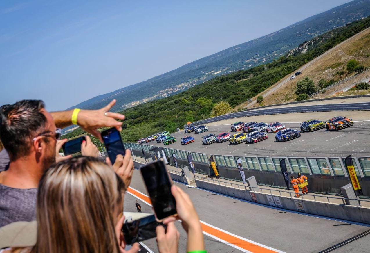 FFSA GT 2021 : Ledenon, course 2