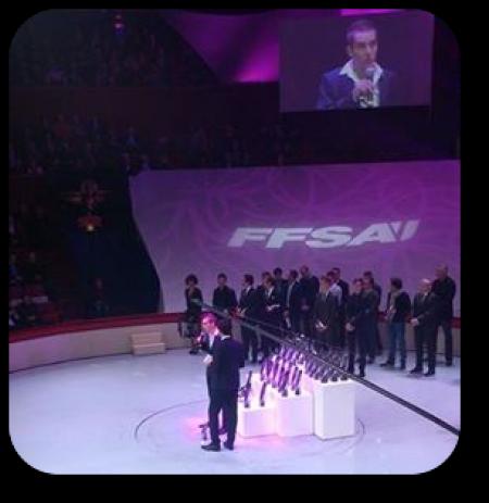 Remise des prix 2013 de la FFSA