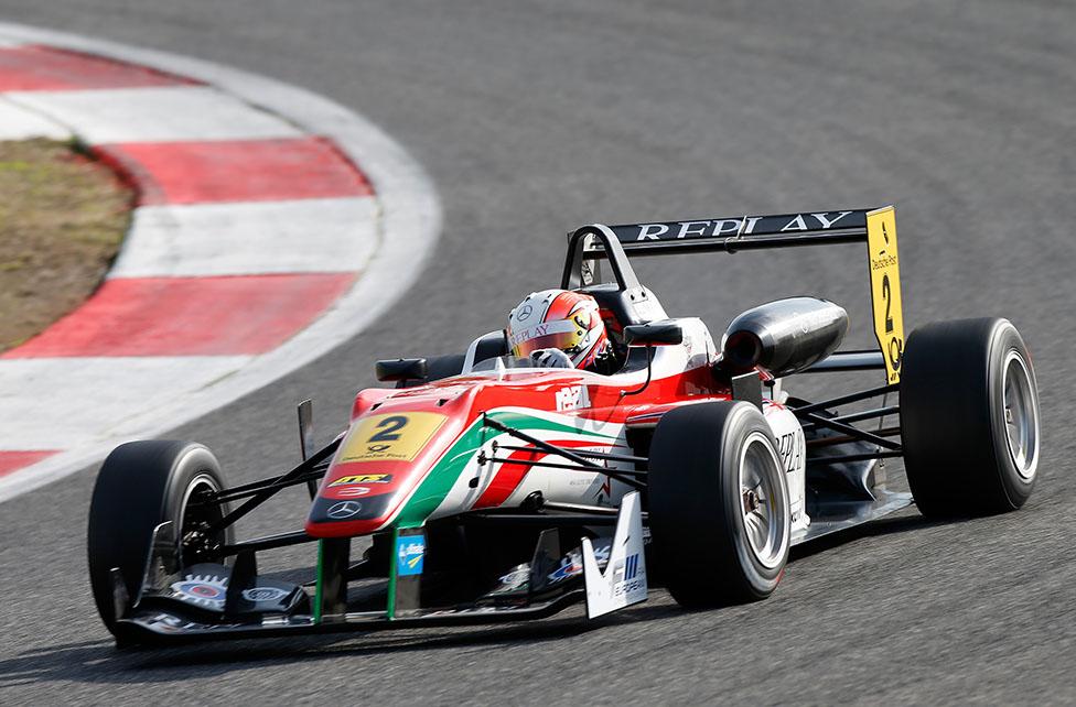 © F3 FIA European Championship