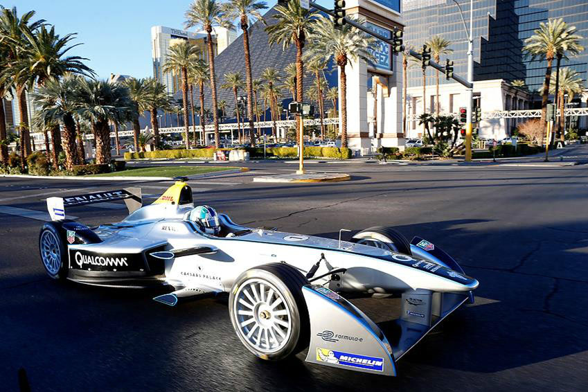 ©  FIA Formule E Championship