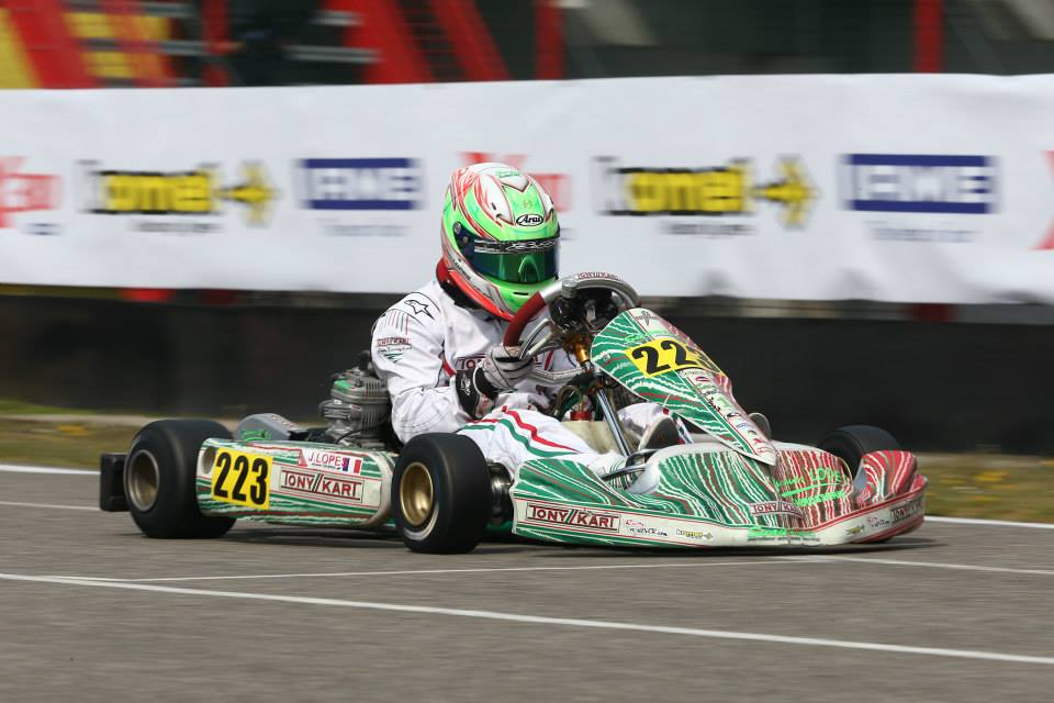 Photo Iame Karting Engines