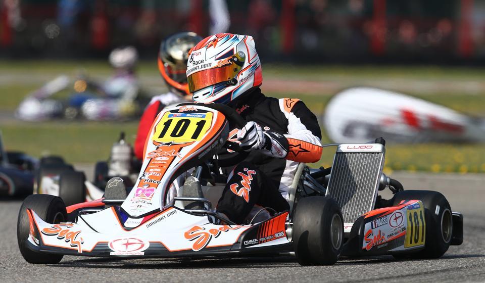 Karting Challenge Europa X30 : Vincent Fraïsse champion