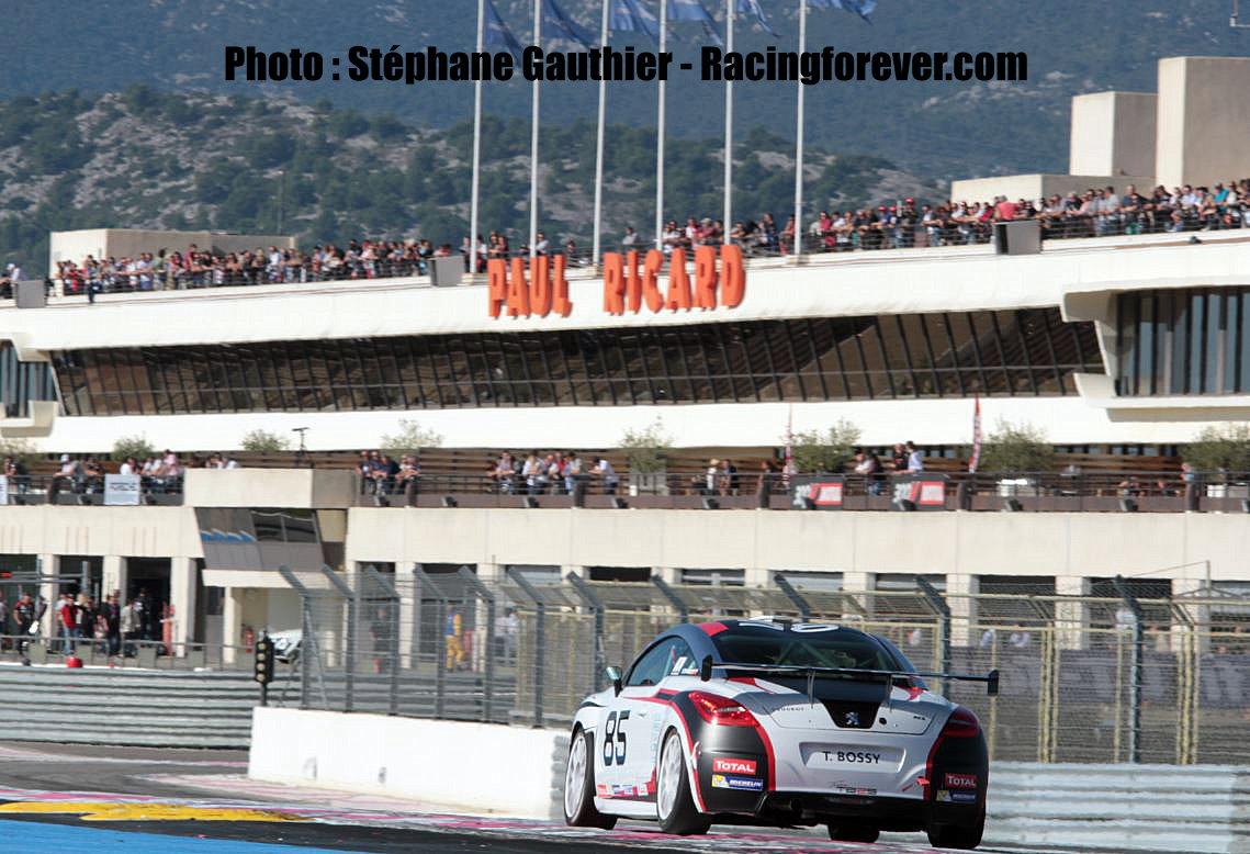 Peugeot RCZ Cup : TB2S termine la saison en beauté au Paul Ricard
