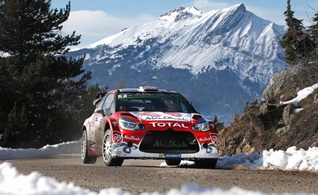 WRC : Rallye Monté-Carlo
