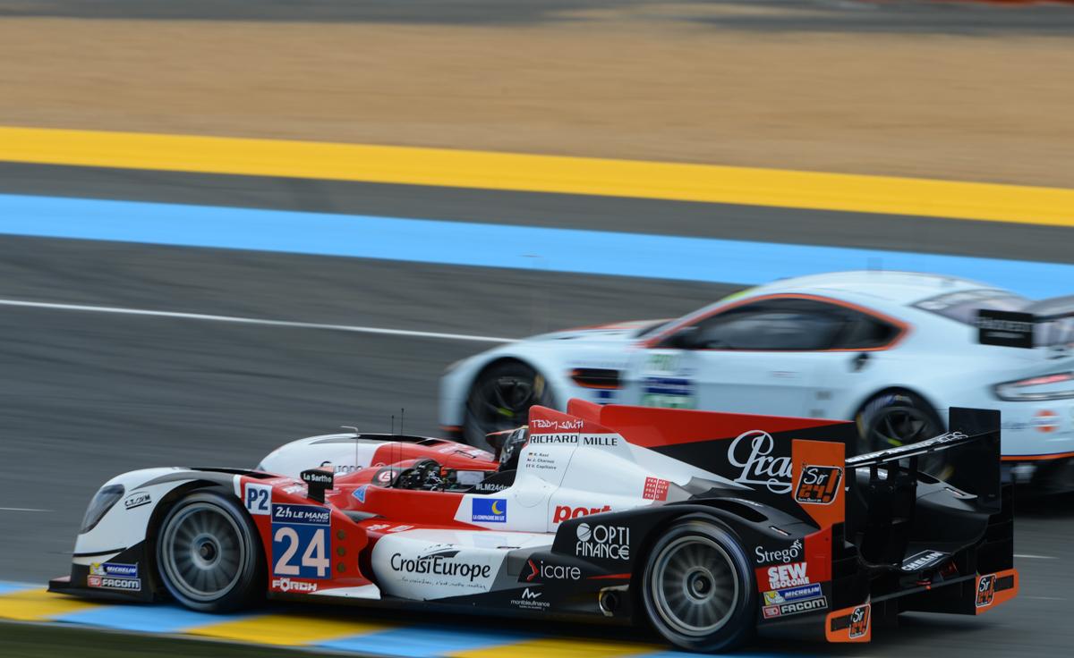 24h du Mans : les invitations