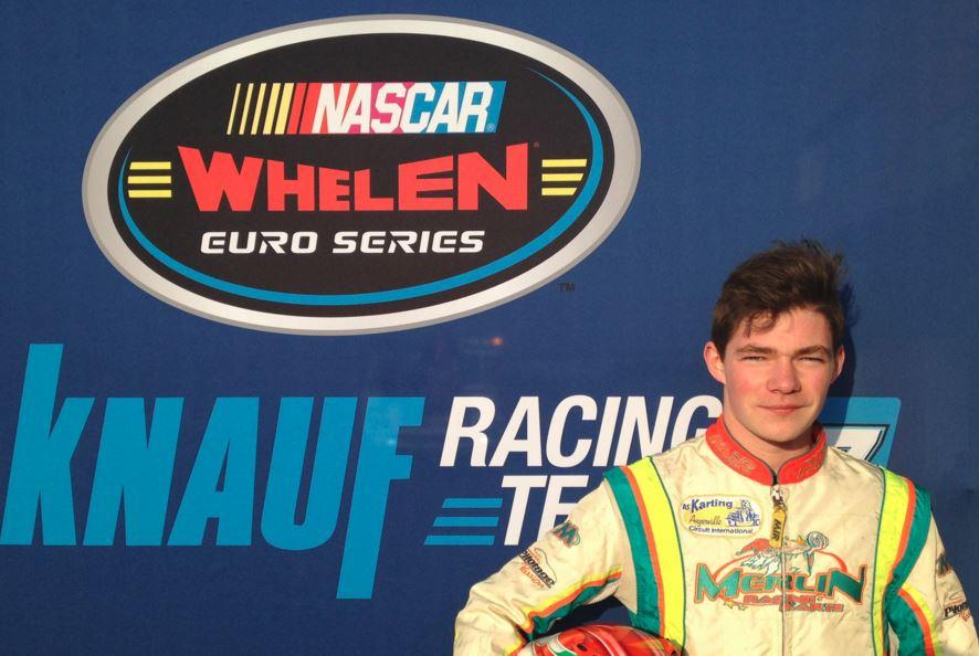 Nascar Whelen Series : Volant Knauf