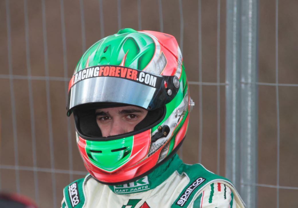 Le championnat Long circuit débute par un podium pour Jérémy (Photo : S.Gauthier)