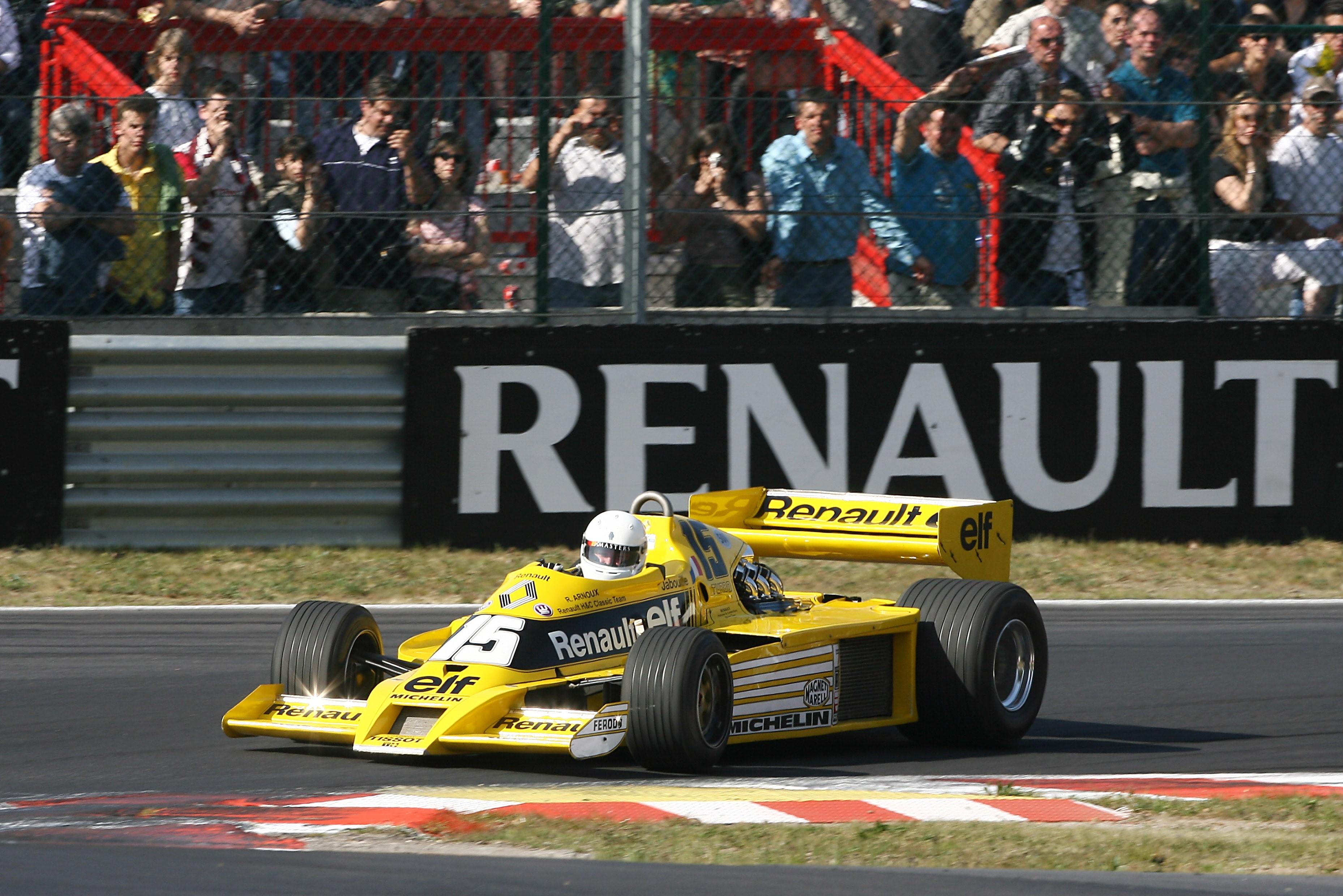 Renault a connu de grands succès en F1 (Photo DPPI)