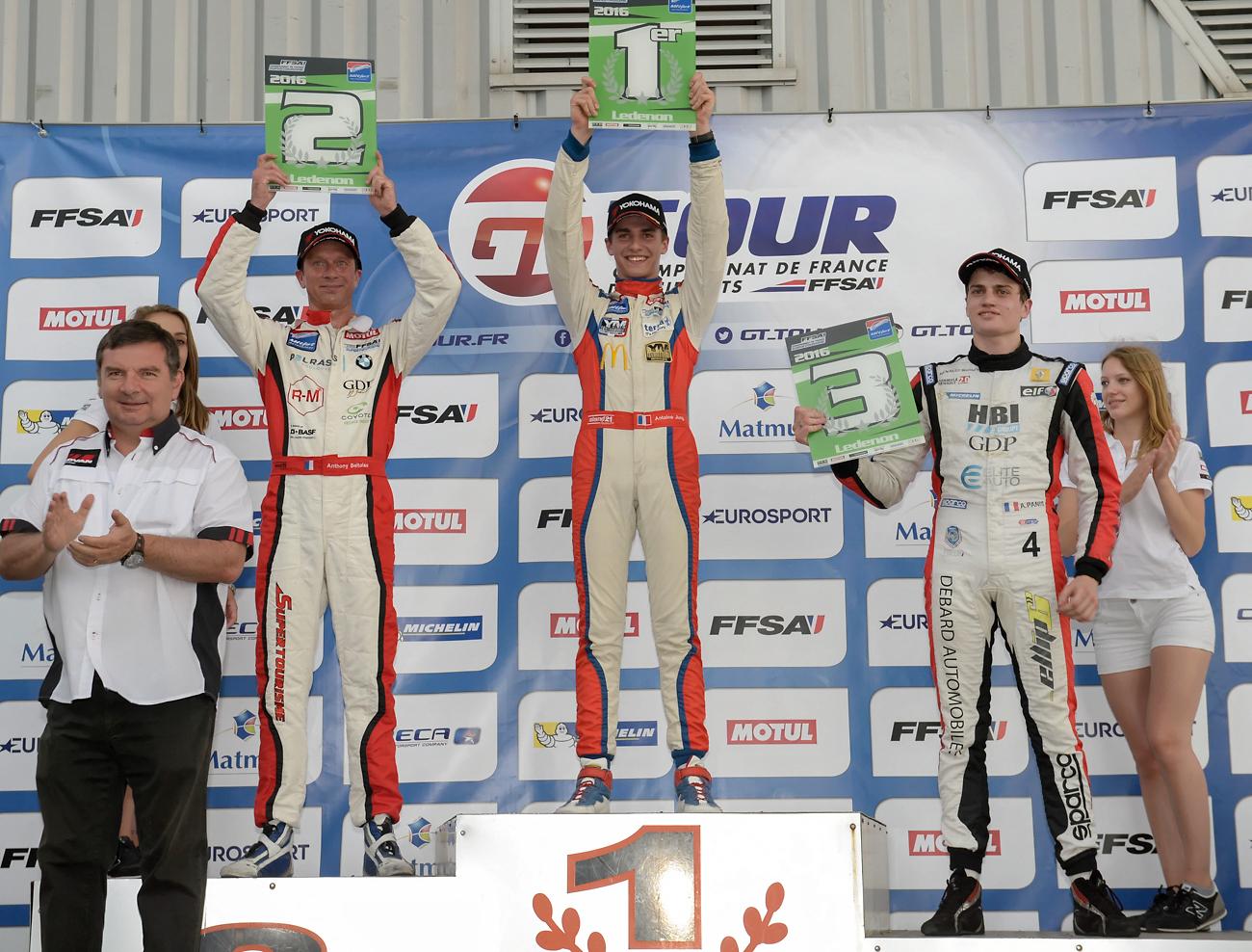 Antoine Jung est monté 6 fois sur la première marche du podium lors des 8 dernières courses (Photo Antoine Camblor)