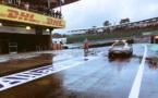 Le Safety Car a été longtemps en tête du GP © Mercedes AMG F1
