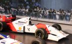 La McLaren MP4/9 : © O. Jennequin – www.racingforever.com