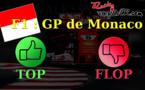 F1 : Les tops et les flops du GP de Monaco