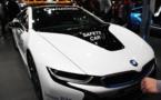 BMW était déjà présent avec le safety car