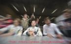 Vincent Abril en position de leader