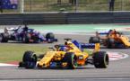 L'équipe britannique progresse mais ... (© McLaren F1)
