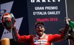 Jour de gloire pour Danilo Petrucci (Photo Ducati)