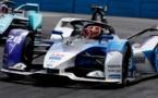 Gunther aura bataillé pour gagner sa première victoire © ABB Formula E