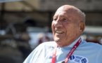 Stirling Moss (Photo Daimler Media)
