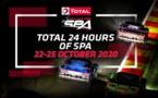 GT : Les 24 heures de Spa en octobre