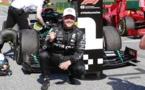 Valterri Bottas ne pouvait rêver meilleur début © AMG Mercedes F1