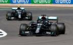 Un grand prix tranquille pour les Mercedes jusqu'au drame de l'arrivée© Mercedes F1
