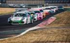 C'est enfin partit pour la Carrera Cup France (Photo : A.Goure/Porsche)