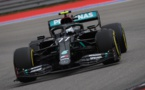 Bottas a profité des malheurs de son coéquipier pour aller chercher la victoire (Photo :  © AMG Mercedes F1)