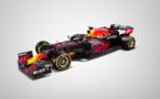 La RB16B © RedBull Racing